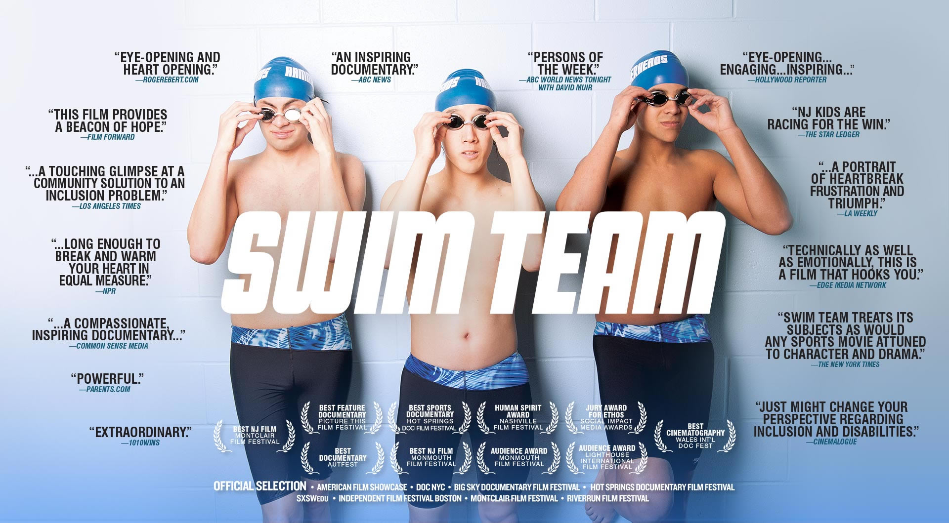 Swim Team The Film